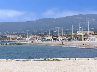 Six fours les plages photo infos population plan six fours les plages carte code postal - Office du tourisme de six fours ...